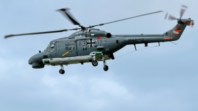 Photo ID 216751 by Rainer Mueller. Germany Navy Westland WG 13 Super Lynx Mk88A, 83 12