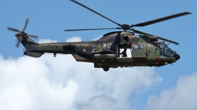Photo ID 216795 by Rainer Mueller. Netherlands Air Force Aerospatiale AS 532U2 Cougar MkII, S 447