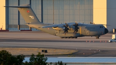 Photo ID 217035 by Michael Frische. Turkey Air Force Airbus A400M Atlas, 17 0078