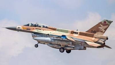 Photo ID 217113 by Anthony Hershko. Israel Air Force General Dynamics F 16D Fighting Falcon, 041