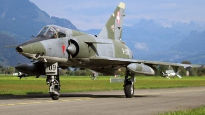 Photo ID 216858 by Isch Eduard. Private Mirageverein Buochs Dassault Mirage IIIRS, R 2109