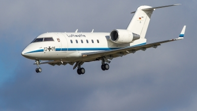 Photo ID 216960 by Sascha Gaida. Germany Air Force Canadair CL 600 2A12 Challenger 601, 12 05