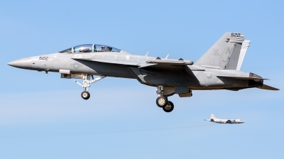 Photo ID 216900 by Mark Munzel. USA Navy Boeing EA 18G Growler, 166944