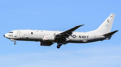 Photo ID 216906 by Mark Munzel. USA Navy Boeing P 8A Poseidon 737 800ERX, 169329