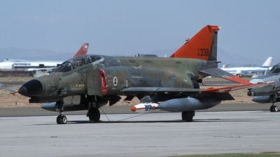 Photo ID 216926 by Henk Schuitemaker. USA Air Force McDonnell Douglas QF 4E Phantom II, 66 0338