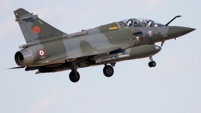 Photo ID 216942 by F. Javier Sánchez Gómez. France Air Force Dassault Mirage 2000D, 615