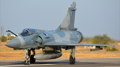 Photo ID 217013 by Vangelis Kontogeorgakos. Greece Air Force Dassault Mirage 2000 5EG, 552