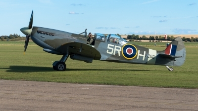 Photo ID 216958 by Hans Rödel. Private Historic Flying Ltd Supermarine 509 Spitfire T9C, G CCCA