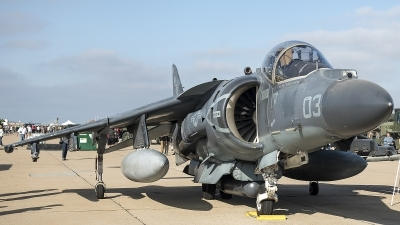 Photo ID 216950 by W.A.Kazior. USA Marines McDonnell Douglas AV 8B Harrier ll, 165420