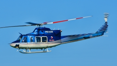 Photo ID 217003 by Radim Spalek. Czech Republic Police Bell 412EP, OK BYS
