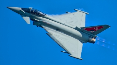 Photo ID 217005 by Radim Spalek. UK Air Force Eurofighter Typhoon FGR4, ZK318
