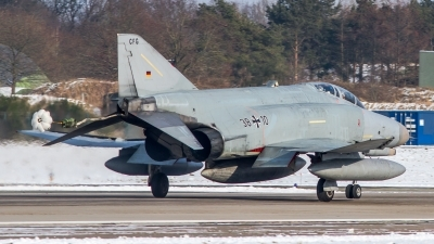 Photo ID 217023 by Sascha Gaida. Germany Air Force McDonnell Douglas F 4F Phantom II, 38 10