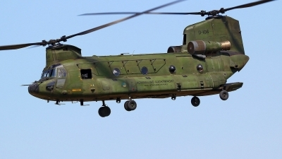 Photo ID 217027 by Mario Boeren. Netherlands Air Force Boeing Vertol CH 47D Chinook, D 106