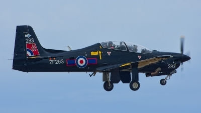 Photo ID 217053 by Radim Spalek. UK Air Force Short Tucano T1, ZF293