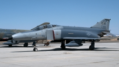 Photo ID 217050 by Henk Schuitemaker. USA Air Force McDonnell Douglas F 4G Phantom II, 69 0306
