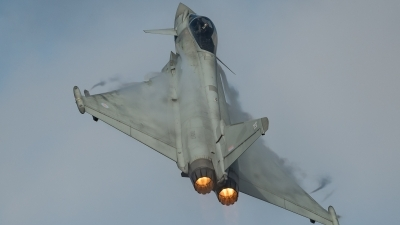 Photo ID 217075 by David Novák. UK Air Force Eurofighter Typhoon FGR4, ZK317