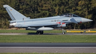 Photo ID 217079 by Rainer Mueller. Germany Air Force Eurofighter EF 2000 Typhoon S, 30 57
