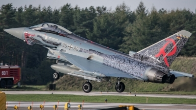 Photo ID 217149 by Sven Neumann. Germany Air Force Eurofighter EF 2000 Typhoon S, 30 90