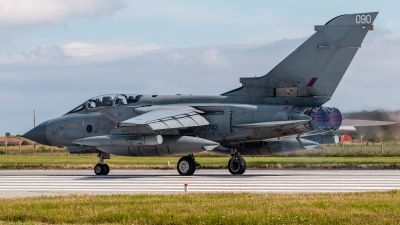 Photo ID 217139 by Mike Macdonald. UK Air Force Panavia Tornado GR4, ZD742