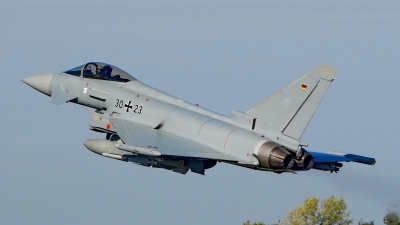 Photo ID 217150 by Dieter Linemann. Germany Air Force Eurofighter EF 2000 Typhoon S, 30 23