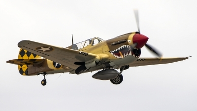 Photo ID 217179 by W.A.Kazior. Private Planes of Fame Air Museum Curtiss P 40N Warhawk, N85104