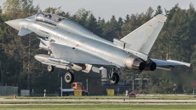 Photo ID 217209 by Sven Neumann. Germany Air Force Eurofighter EF 2000 Typhoon T, 30 14
