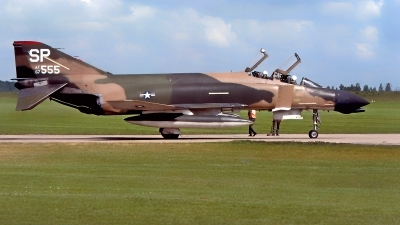 Photo ID 217211 by Gerrit Kok Collection. USA Air Force McDonnell Douglas F 4D Phantom II, 66 7555