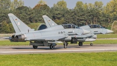 Photo ID 217190 by Sascha Gaida. Germany Air Force Eurofighter EF 2000 Typhoon T, 30 71