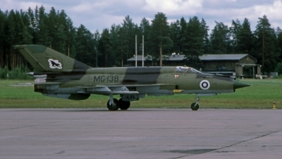 Photo ID 217186 by Marc van Zon. Finland Air Force Mikoyan Gurevich MiG 21bis, MG 138