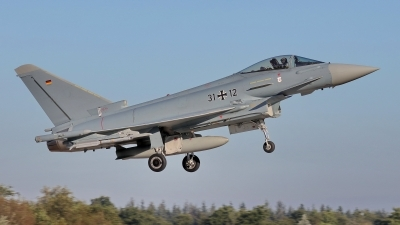 Photo ID 217226 by Dieter Linemann. Germany Air Force Eurofighter EF 2000 Typhoon S, 31 12