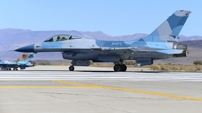 Photo ID 217257 by Peter Boschert. USA Navy General Dynamics F 16A Fighting Falcon, 920410