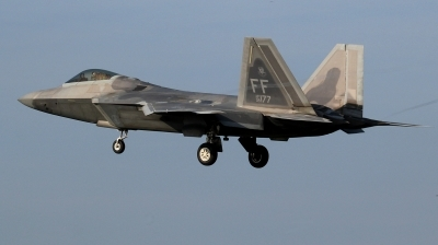 Photo ID 217269 by kristof stuer. USA Air Force Lockheed Martin F 22A Raptor, 09 4177