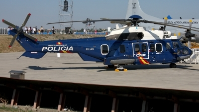 Photo ID 217290 by F. Javier Sánchez Gómez. Spain Police Eurocopter EC 225LP Super Puma Mk II, EC LEN