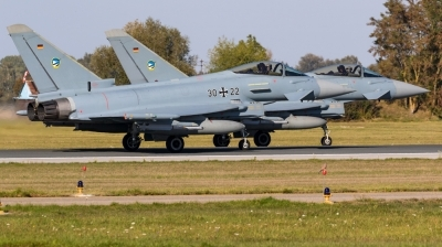 Photo ID 217846 by Mathias Grägel - GME-AirFoto. Germany Air Force Eurofighter EF 2000 Typhoon S, 30 22