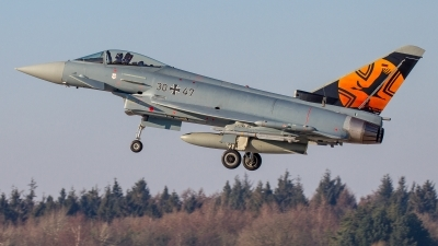 Photo ID 217297 by Sascha Gaida. Germany Air Force Eurofighter EF 2000 Typhoon S, 30 47
