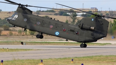 Photo ID 217313 by Stamatis Alipasalis. Greece Army Boeing Vertol CH 47D Chinook, ES928