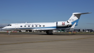 Photo ID 217299 by Chris Lofting. Mexico Navy Gulfstream Aerospace G 550 G V SP, ANX 1201