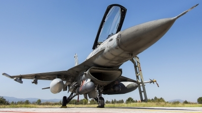 Photo ID 217396 by Dimitris Bountouris. Greece Air Force General Dynamics F 16C Fighting Falcon, 055
