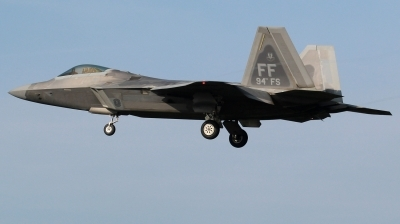 Photo ID 217334 by kristof stuer. USA Air Force Lockheed Martin F 22A Raptor, 10 4194