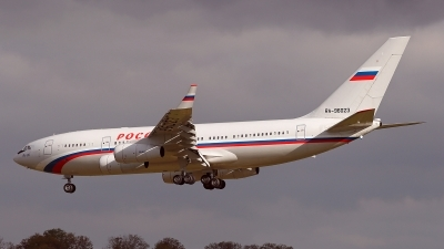Photo ID 217409 by Carl Brent. Russia Russia State Transport Company Ilyushin IL96 300, RA 96023