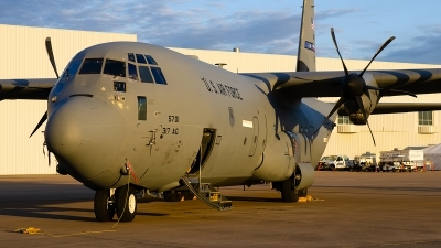 Photo ID 217322 by Brandon Thetford. USA Air Force Lockheed Martin C 130J 30 Hercules L 382, 10 5701