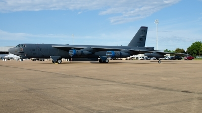 Photo ID 217324 by Brandon Thetford. USA Air Force Boeing B 52H Stratofortress, 60 0038