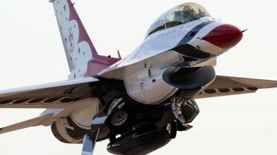 Photo ID 217339 by Brandon Thetford. USA Air Force General Dynamics F 16D Fighting Falcon,