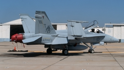 Photo ID 217350 by Henk Schuitemaker. USA Marines McDonnell Douglas F A 18C Hornet, 163776