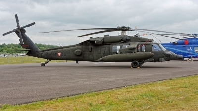 Photo ID 217443 by Rainer Mueller. Austria Air Force Sikorsky S 70A 42 Black Hawk, 6M BD
