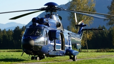 Photo ID 217427 by Lukas Kinneswenger. Germany Bundespolizei Aerospatiale AS 332L1 Super Puma, D HEGY
