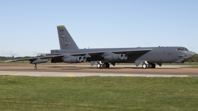 Photo ID 217379 by Chris Lofting. USA Air Force Boeing B 52H Stratofortress, 60 0057