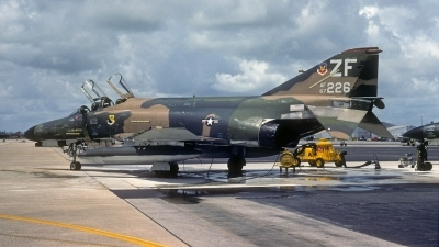 Photo ID 217398 by Eric Tammer.   McDonnell Douglas F 4E Phantom II, 67 0226