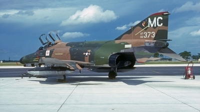 Photo ID 217399 by Eric Tammer. USA Air Force McDonnell Douglas F 4E Phantom II, 66 0373