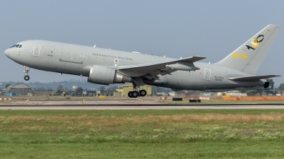 Photo ID 217408 by Luca Bani. Italy Air Force Boeing KC 767A 767 2EY ER, MM62226